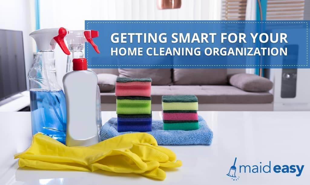Home Cleaning Organization