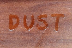 Should you dust your walls?
