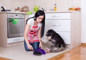 How do you keep your house smelling clean with pets