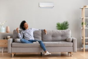 How can I improve the air quality in my home?