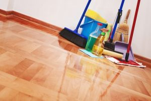 How often should a house be deep cleaned?